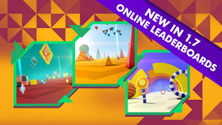 Geometry Race Mod Apk Unlocked all item