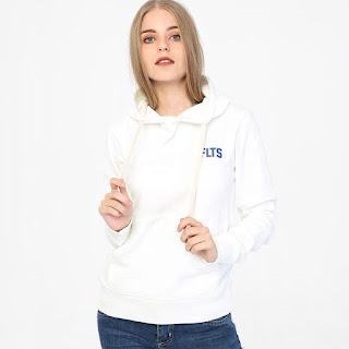 Millenia FHD 52 Hoodie Sweater Wanita