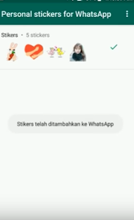 Free Download Personal Sticker For Whatsapp Apk Dan Cara Membuat Stiker Di Whatsapp Terbaru, Bisa Dibuat Sendiri