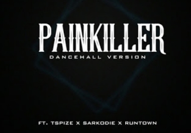 Pain Killer Lyrics by Sarkodie ft. Runtown