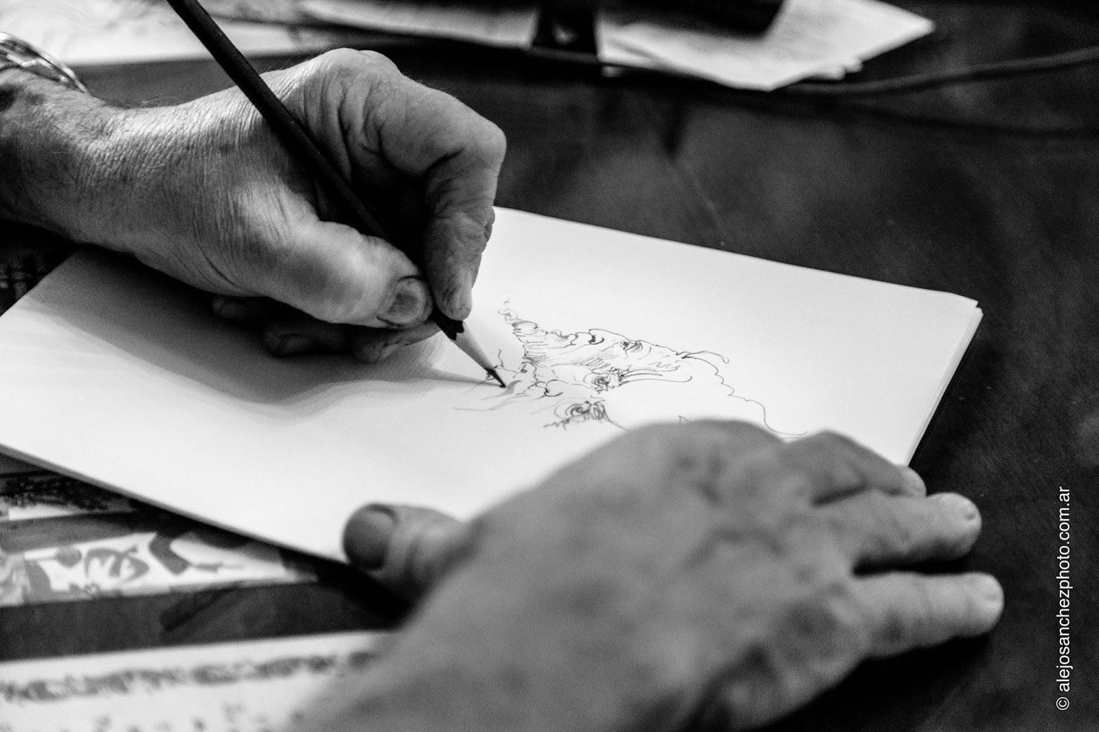 Retrato, Portrait, reportaje, blanco y negro, fotografía por Alejo Sánchez
