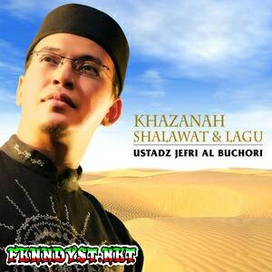 Ustadz Jefri Al Buchori - Khazanah Shalawat & Lagu (2013) Album cover