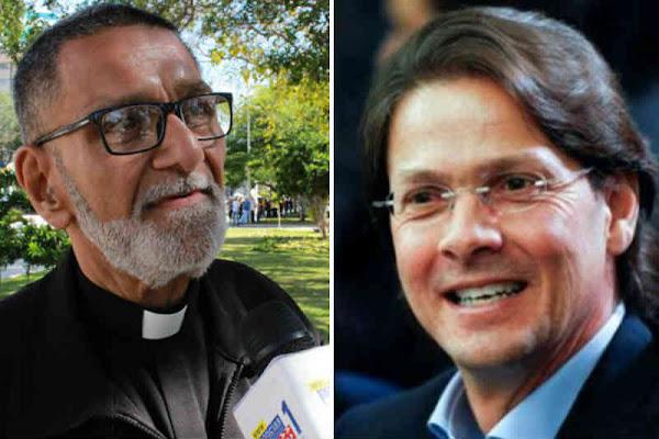 Padre Palmar lanzó un llamado a Lorenzo Mendoza para que se pronuncie