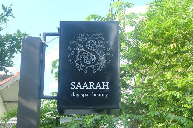 SAARAH Day Spa Yogyakarta