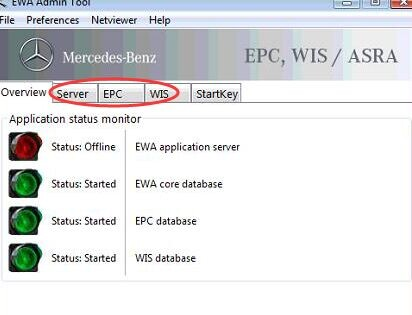 Open Server,EPC,WIS