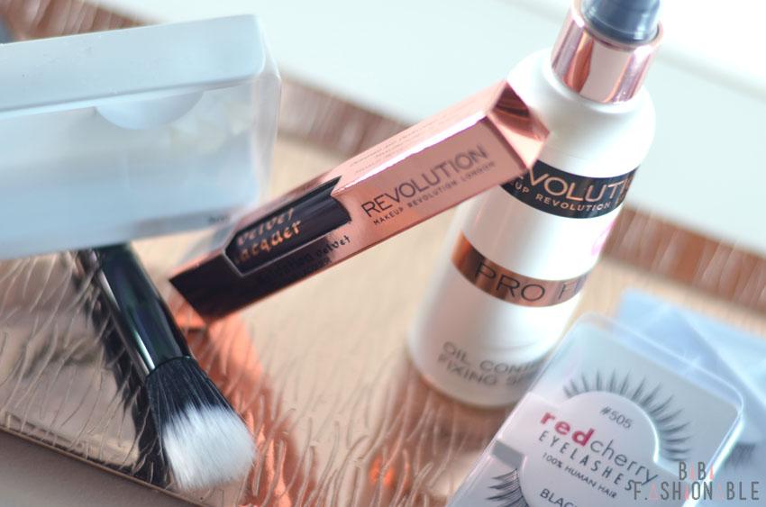 Kosmetik4Less Make Up Revolution Produkte nah