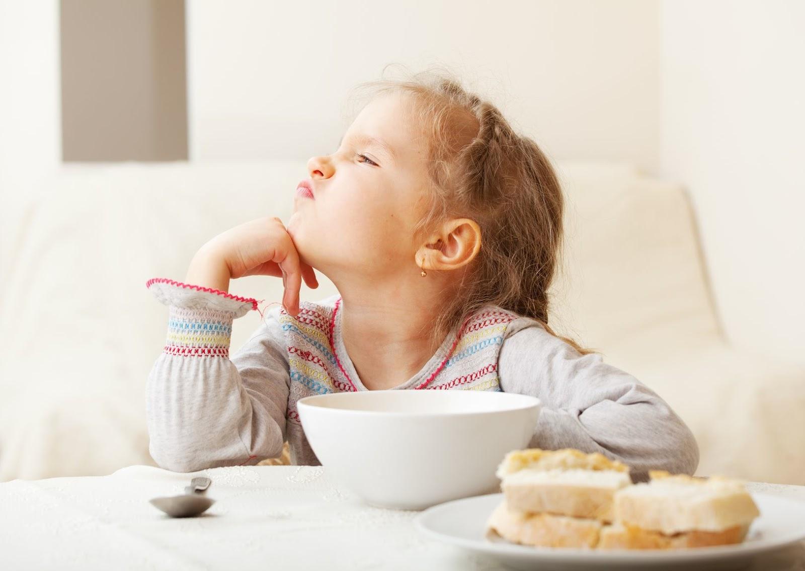 Çocuklarda Hatalı Beslenme Alışkanlıkları