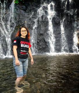 Tempat Wisata Air Terjun Pengantin Ngawi