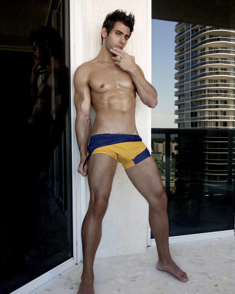 David Hernandez Nude 77