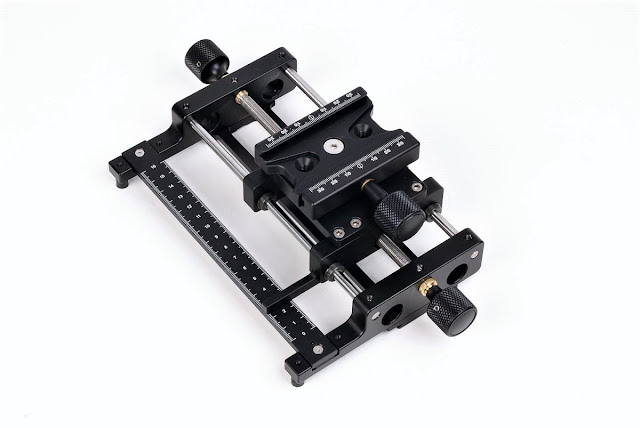 Hejnar Photo Linear Motion MS5PS_8 Macro Rail with Metric Scale