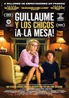Guillaume y los chicos, a la mesa! (2013) online y gratis