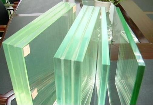 الزجاج التربلكس - Triplex glass