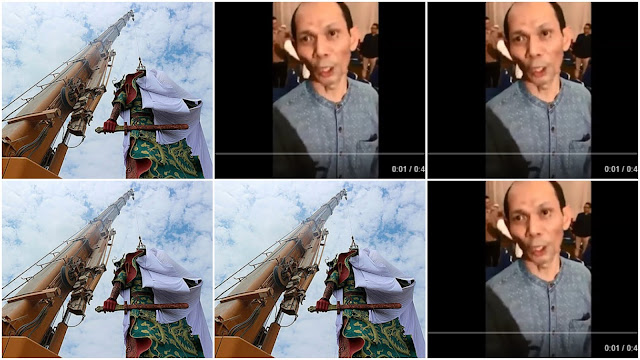 "Ichsanuddin Noorsy: Patung Jenderal Perang Cina ""Harus Dirobohkan"""