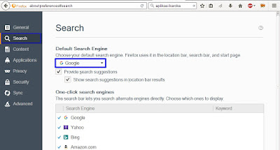 Cara Ubah Halaman Awal Mozilla Firefox