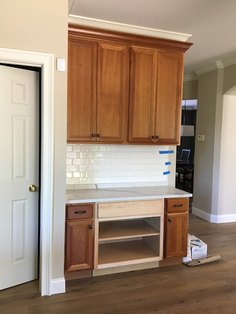Kitchen Progress Pictures!