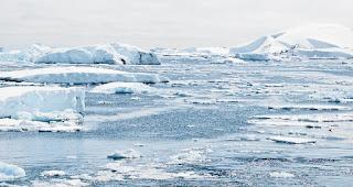 Antartica-gelo-mar