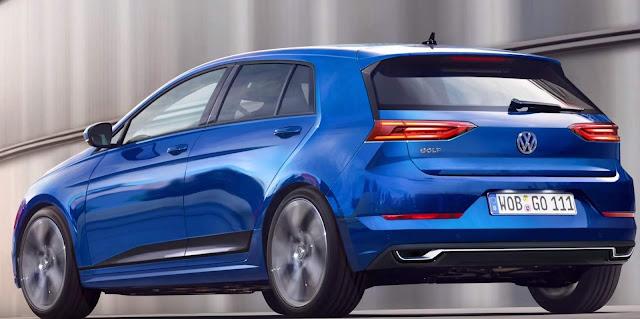 Produção do VW Golf Mk8 inicia em junho de 2019