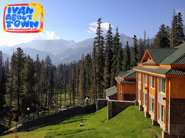 Khyber Himalayan Resort in Gulmarg, Kashmir, India