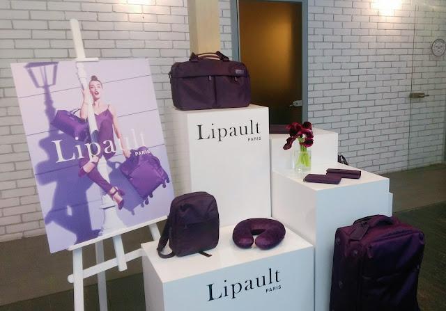 чемодан Lipault