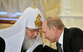 Putin and Kirill