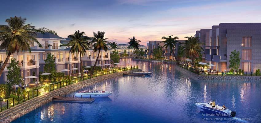 Biệt thự The Sunrise Bay Novaland Đà Nẵng