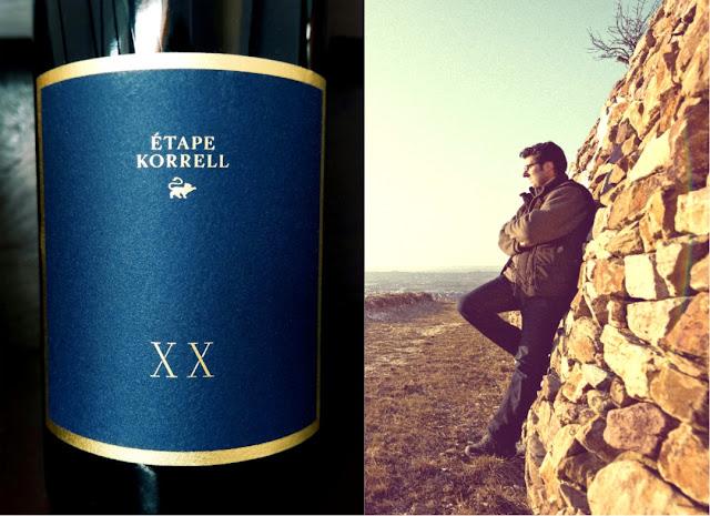 Riesling Étape vom Weingut Korrell