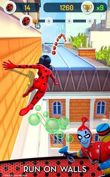 Miraculous Ladybug & Cat Noir - The Official Game MOD APK
