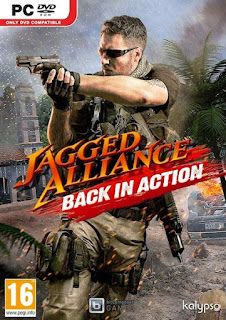 Jagged Alliance Back In Action (PC) 2012