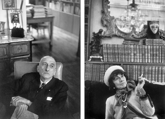 Fotos del gran Cartier Bresson, sobre el mismo tema