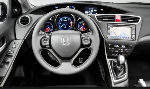 2017 HONDA CIVIC TOURER REVIEW