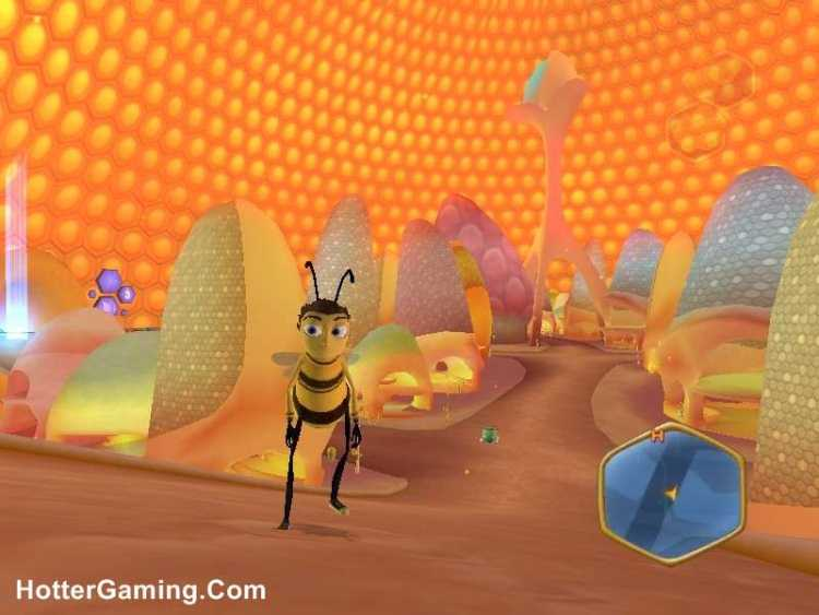 Bee Movie Game (2007) : Activision : Free Download, Borrow ...