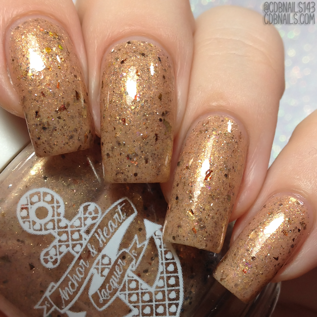 Anchor & Heart Lacquer-Pale Man