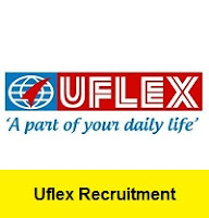Uflex Recruitment