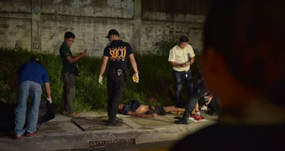 1,800 drugs-related killings recorded since president Duterte took office seven weeks ago