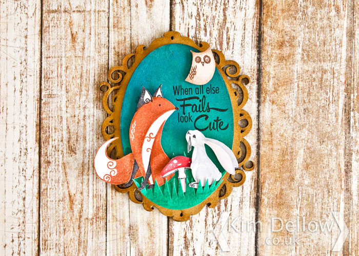 Kim Dellow Paperbabe Stamps July 2016 Release