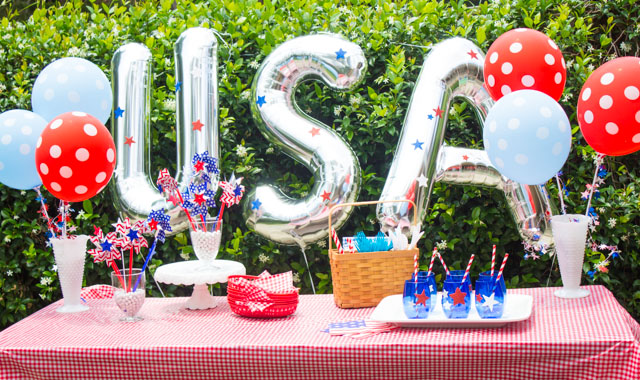 4Th Of July Backyard Party Ideas host a 4th of july party - 7 simple ideas to try! | design improvised