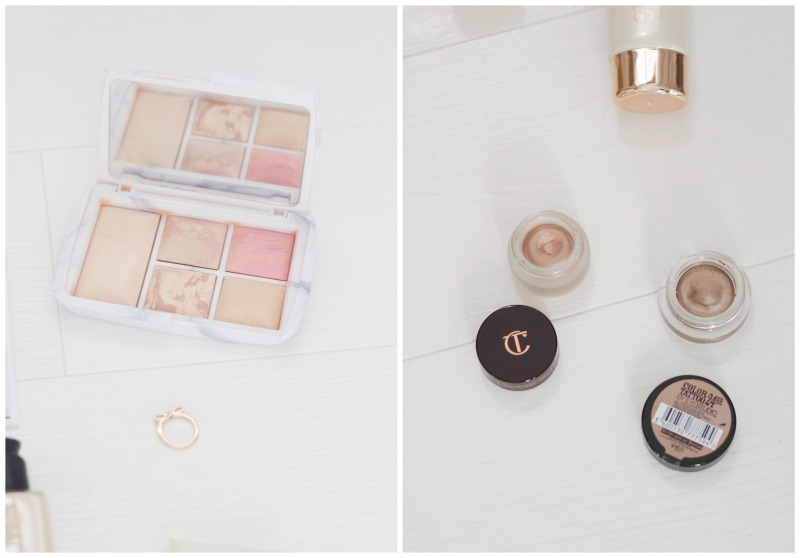 Makeup products for early mornings