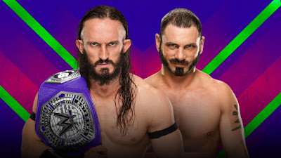 Neville (c) vs. Austin Aries