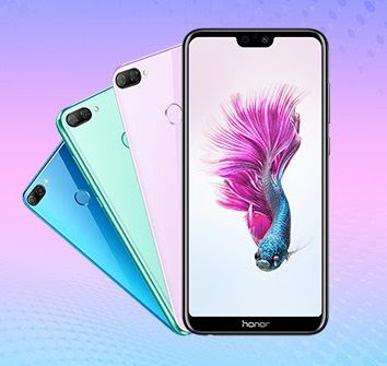 Honor 9N FAQ : VoLTE, Gorilla Glass, Fast Charging, MicroSD