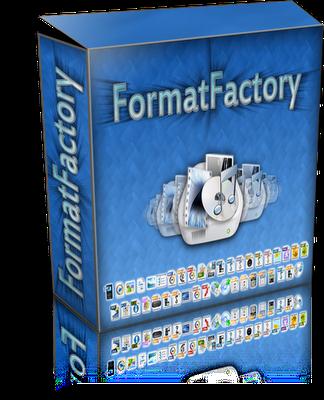 تحميل برنامج فورمات فاكتورى 2019 | Format Factory اخر اصدار