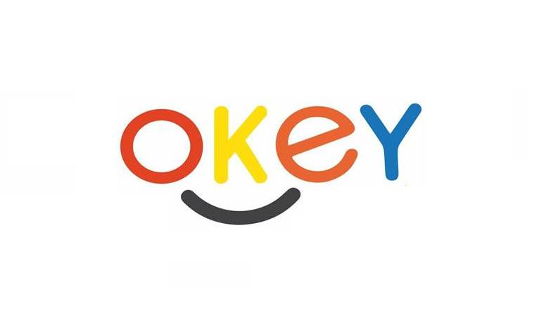 Okey TV malaysia television channel logo
