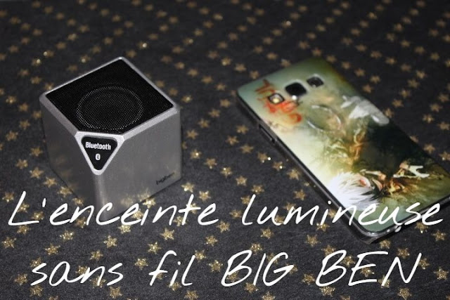 ENCEINTE BT14 BIG BEN