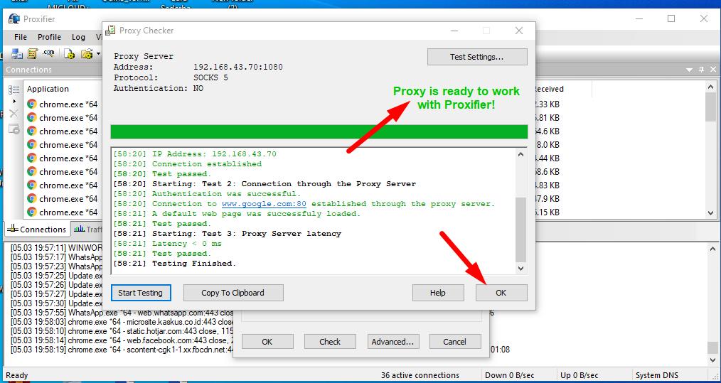 Cara Tethring Hotspot Wifi HTTP Injector