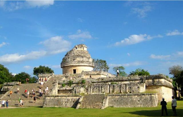 Observatorio Chichán Itzá, Yucatán