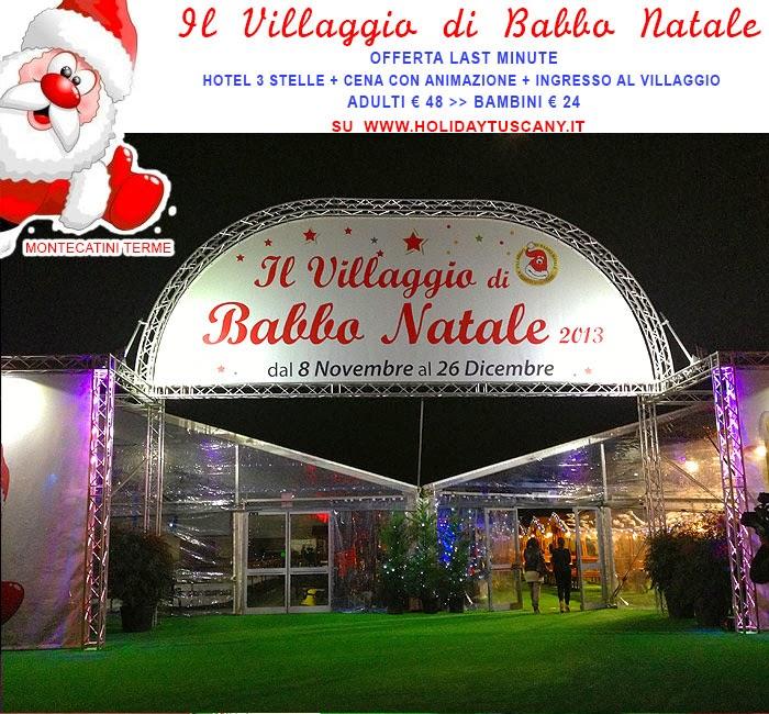 Villaggio Di Babbo Natale Montecatini.Villaggio Di Babbo Natale Montecatini Terme 2013