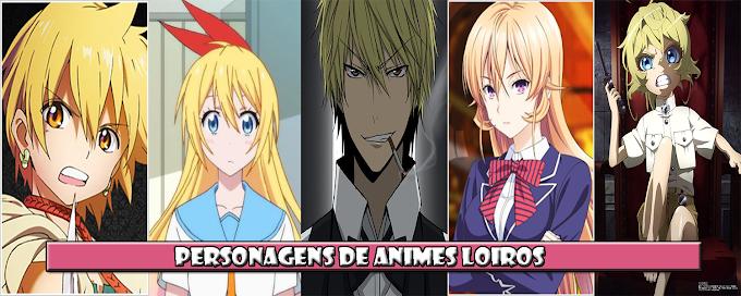 Personagens de Animes com o Cabelo Amarelo\Loiro