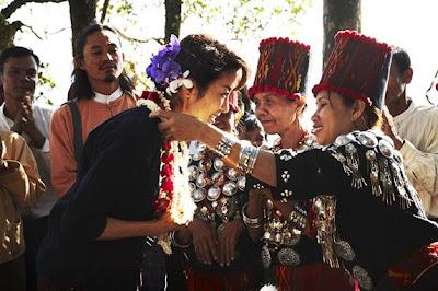 Aung Saan Suu Kyi - The Lady Película