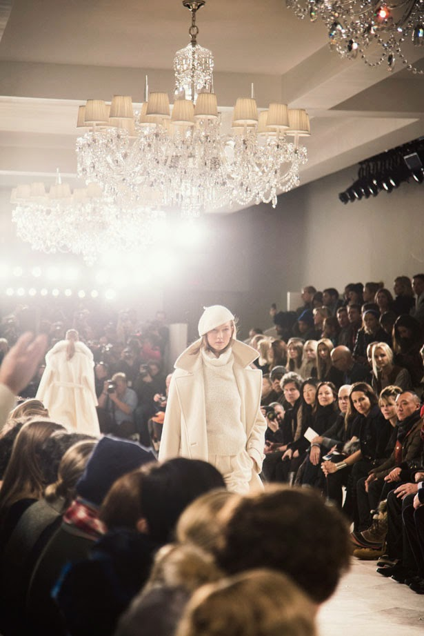 Ralph Lauren Fall 2014 NYFW by Cool Chic Style Fashion