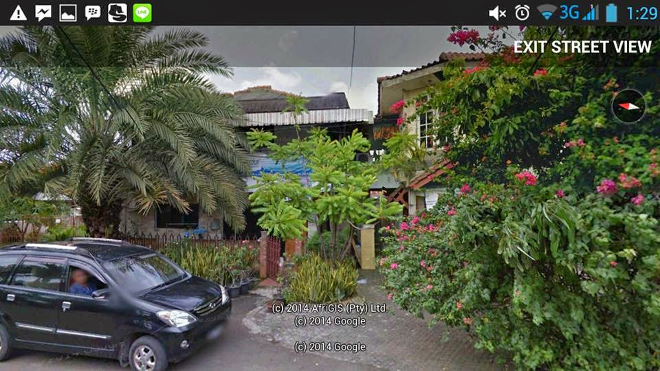 How to See your House in Google Earth Street View - Talk ...