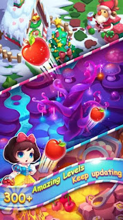 Fairy Quest – Match 3 Game Apk v1.1.1 Mod (Infinite Gold Coins/Silver Coins/Lives)